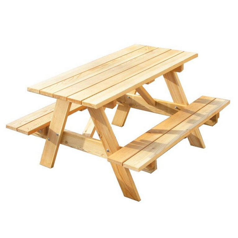 Kindergarnitur Bank Kinder Gartenmbel Aus Holz Unbehandelt Natur throughout dimensions 900 X 900