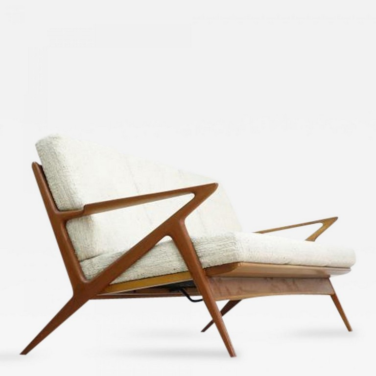 Poul Jensen Z Sofa Poul Jensen For Selig with regard to measurements 1400 X 1400