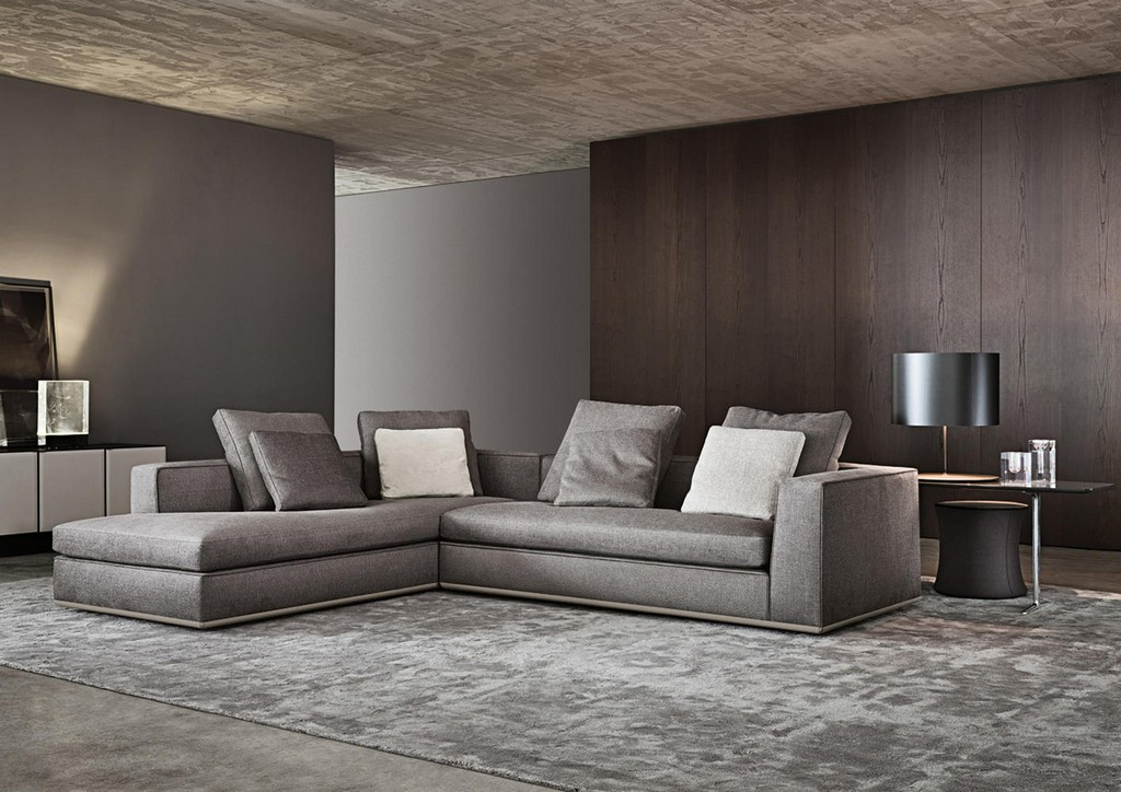 Powell Sofas Von Minotti Architonic regarding size 1415 X 1000