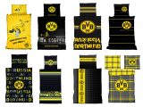 Bvb Borussia Dortmund Bettwsche 135×200 Cm 155×220 Cm 100×135 Cm intended for size 1360 X 1020