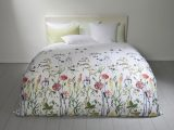 Christian Fischbacher Luxury Flower Bed Linen Flora for size 1200 X 800