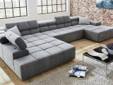 Couch Breite Sitzflche Affordable Gunstige Ecksofas Sofa Grau Leder throughout sizing 2000 X 1222