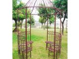 Garten Pavillon Metallpavillon Sun Antik Kupfer Look throughout size 1600 X 1600