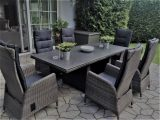 Kano Polyrattan Gartenmbelset Kir Royal 122 Grau Anthrazit Mit within measurements 1365 X 1024