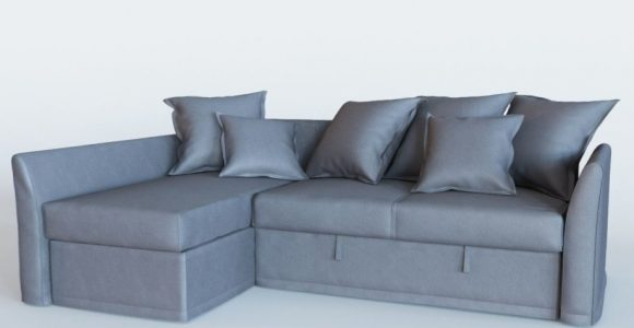 Model Holmsund Sofa With Chaise Longue Cgtrader Max Obj Fbx with regard to sizing 918 X 918