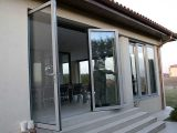 Reynaers Cf77 Aluminium Terrassentr Faltschiebetr Foldingdoor pertaining to proportions 1280 X 720