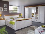 Roman Komplett Schlafzimmer Kiefer Weisshonig Ohne Bettkasten pertaining to sizing 1250 X 885