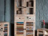 Schrank Distrio In Bunt Holz Factory Chic Wohnende with regard to dimensions 1000 X 1000