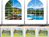 Seitenwand Seitenteil Plane Fenster 2x2m Fr Partyzelt Pavillon throughout sizing 1000 X 996
