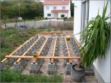 Terrasse Selber Bauen Unterkonstruktion Garten For Innenarchitektur within proportions 1024 X 770